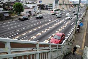 حذف خودروهای بنزینی از خیابانها ژاپن
