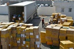 بیش از ۸۵۴ میلیارد ریال کالای قاچاق در کشور کشف شد