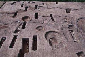 ۱۱۰ گور باستانی در مصر کشف شد