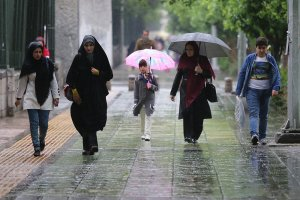 در ۶ استان بارش شدید پیشبینی شده است
