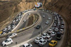 تردد در جادههای برونشهری ۶.۳ درصد افزایش یافته