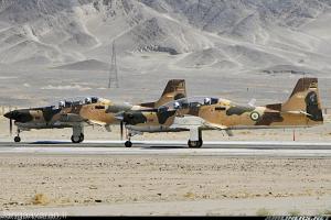 سقوط هواپیمای ارتش افغانستان با خلبان آمریکایی