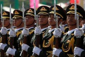 افزایش بودجه نظامی در چین
