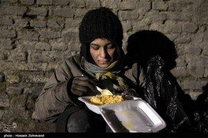مهربانی مردم دلیل ازدحام کارتن خوابها در شیراز؛ ۷۰ درصد معتادان متجاهر بومی استان فارس نیستند