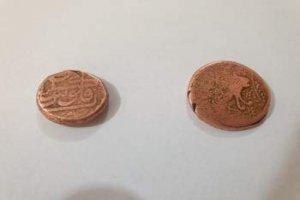 مرمت 45 سکه ساسانی در لرستان