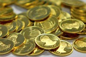 کاهش ۱۰۰ هزار تومانی قیمت سکه