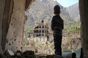 دیدهبان حقوق بشر: آمریکا مسئول ویرانی در یمن است