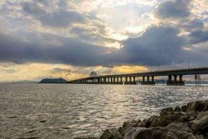 وسعت دریاچه ارومیه به ۲۸۰۰ کیلومتر مربع افزایش یافت