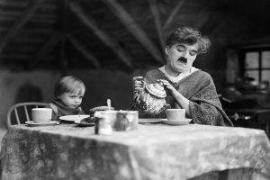 فیلم «پسربچه» چاپلین به صد سالگی رسید