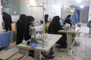 افتتاح مرکز کارآفرینی و توانمندسازی بانوان جغتای