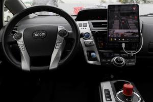 اولین تاکسی بدون راننده در روسیه تا ۴ سال آینده راهاندازی می شود