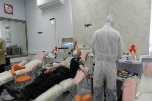 تاثیر شروع درمان کرونا با پلاسما در مبتلایان مسن