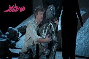رد پای نقاشی و سینما در اجرای تازهٔ آیدا، اپرای جاودانهٔ جوزپه وردی دیده می شود