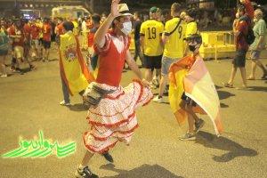 تب فوتبال و بخصوص جام ملت های اروپا، هواداران را سوژه عکس کرد