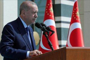 اردوغان: چهره ترکیه مقتدر در خط افق نمایان شده است