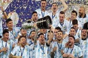 آرژانتین بدون مارادونا پس از ۲۸ سال قهرمان کوپا آمریکا شد