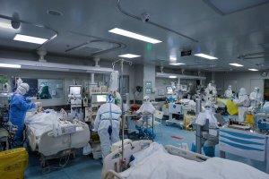 کرونا بیمارستان واسعی سبزوار را قرق کرد