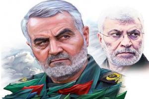 افراد مرتبط با ترور سردار سلیمانی متواری شده اند